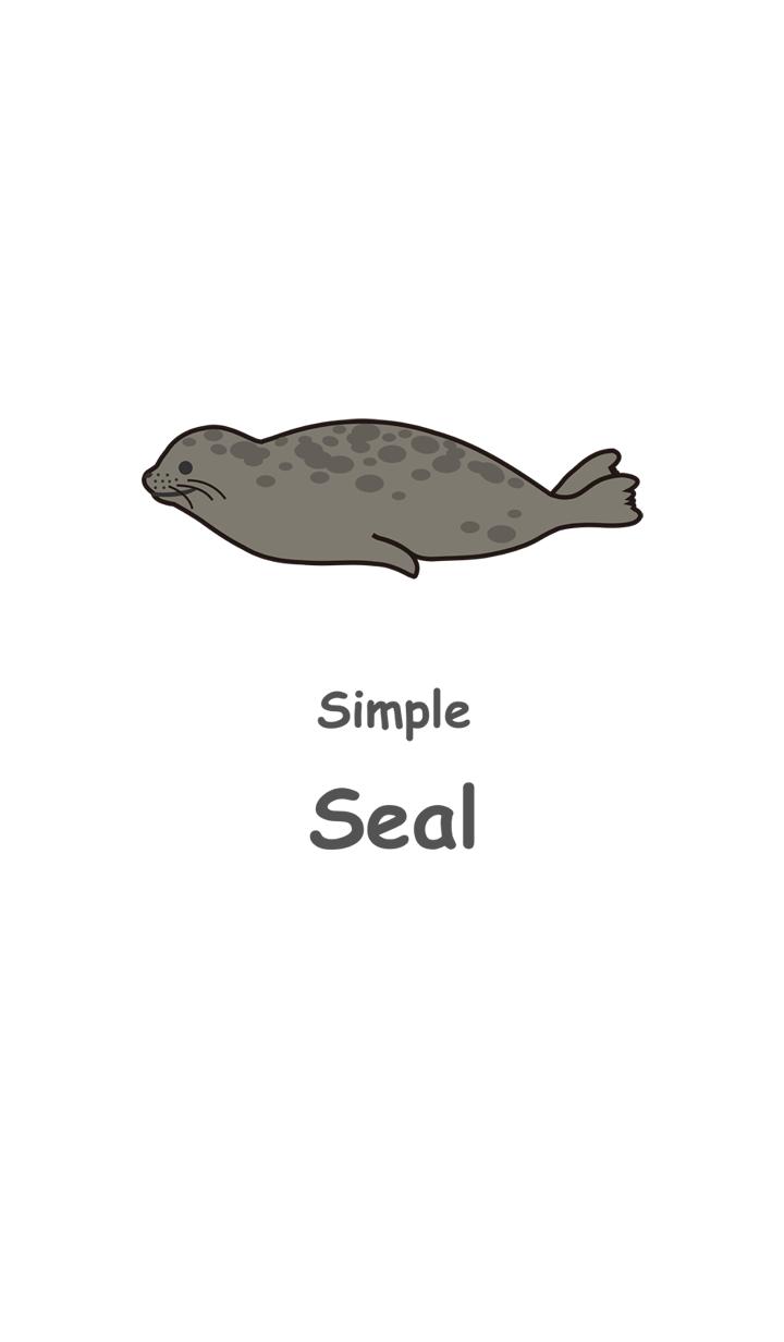 Miniature Striped Seal