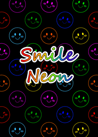 "- Smile Neon ""Colorful"" -"