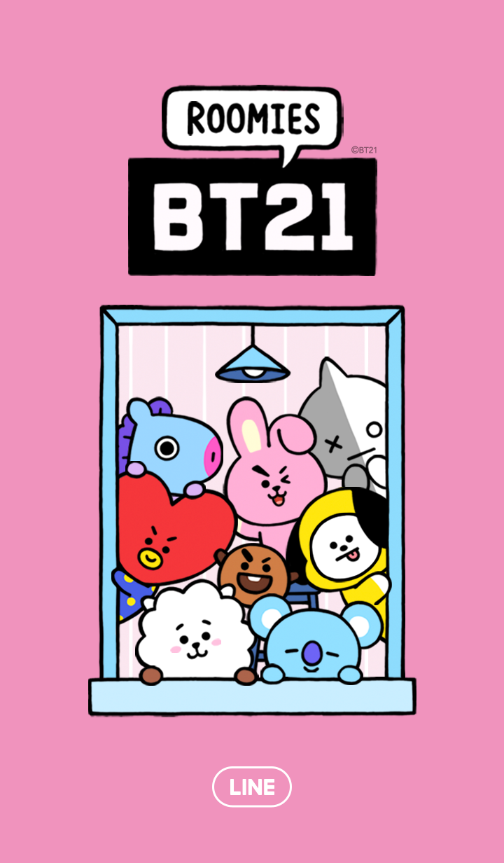 BT21: Roomies