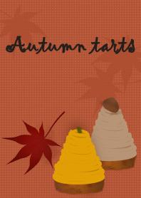 Tarts 01 + terracotta