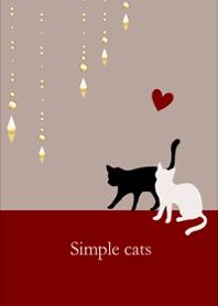 Simple modern cat.2.