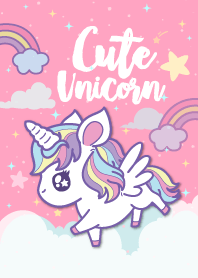 Unicorn So Cute
