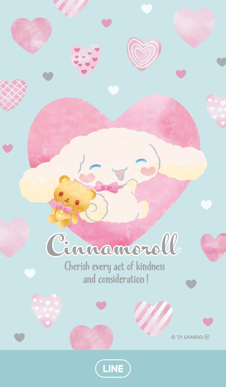 【主題】Cinnamoroll 愛心篇