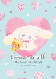 Cinnamoroll 愛心篇