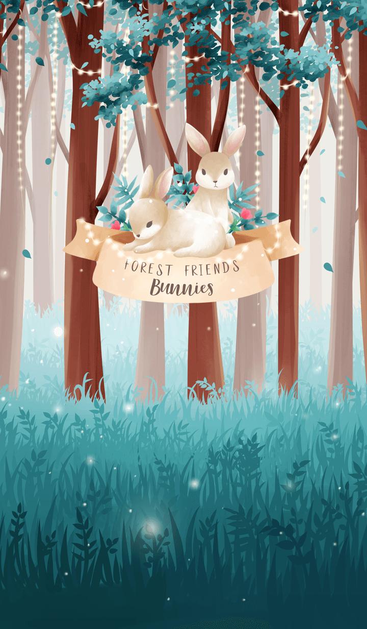 Forest Friends : Bunnies