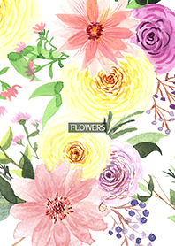 water color flowers_545