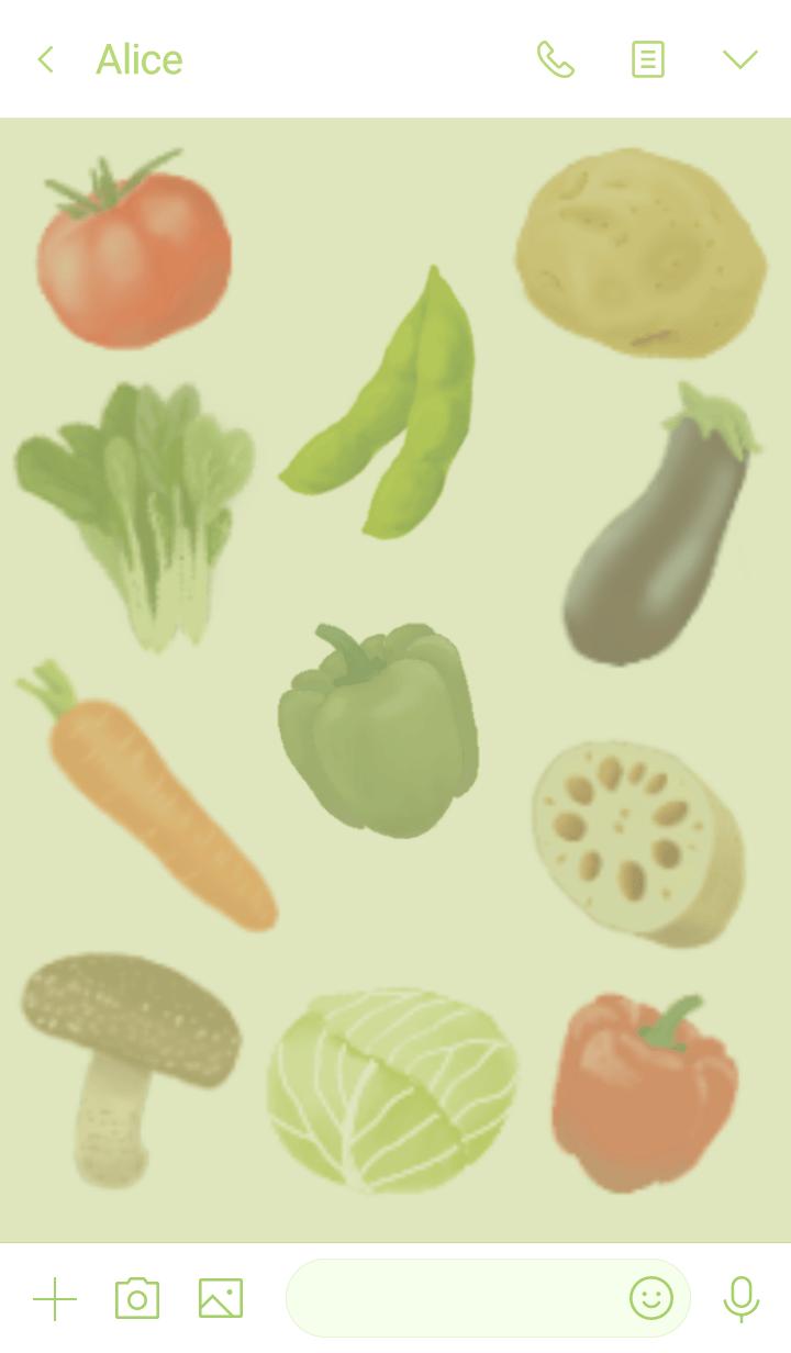 vegetable!