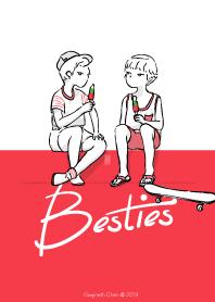 Childhood memories - Besties (boys)