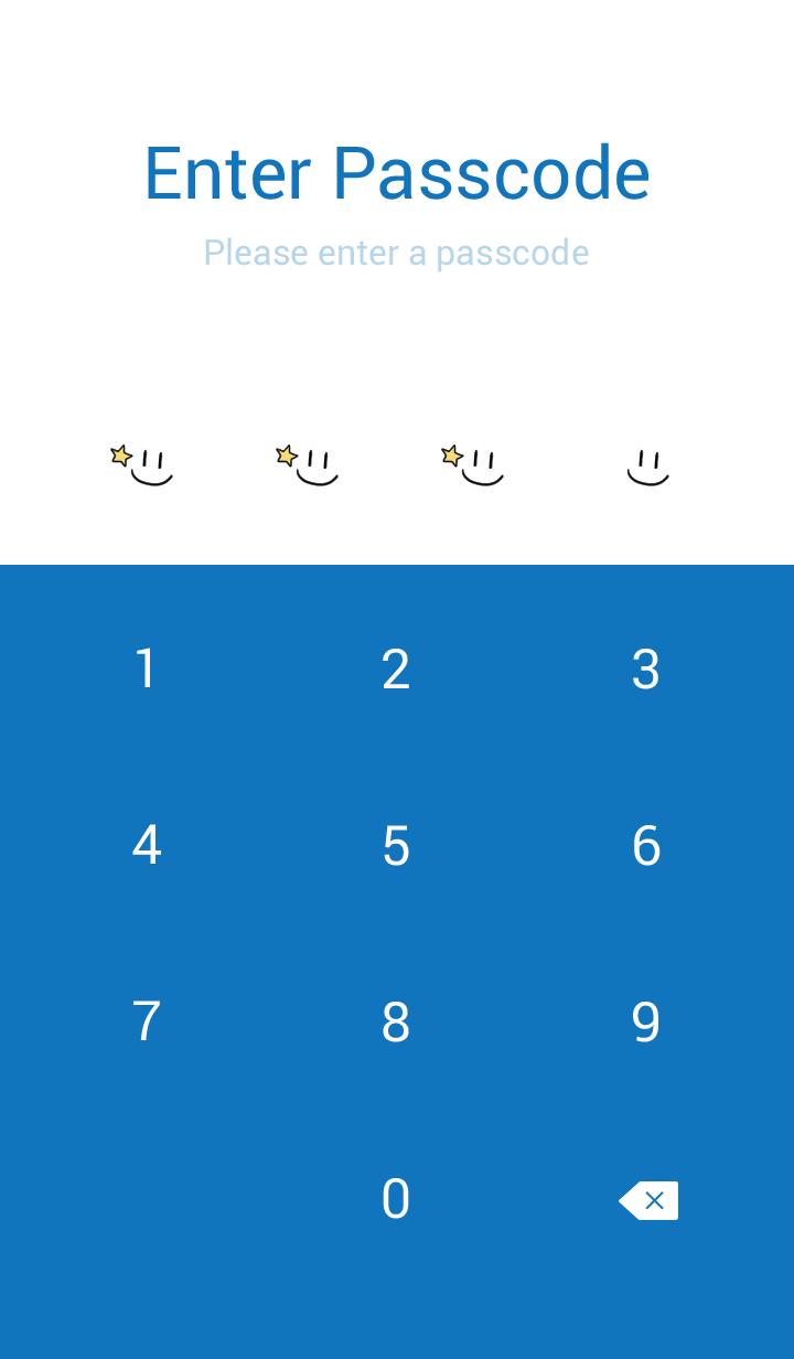 Simple smiles