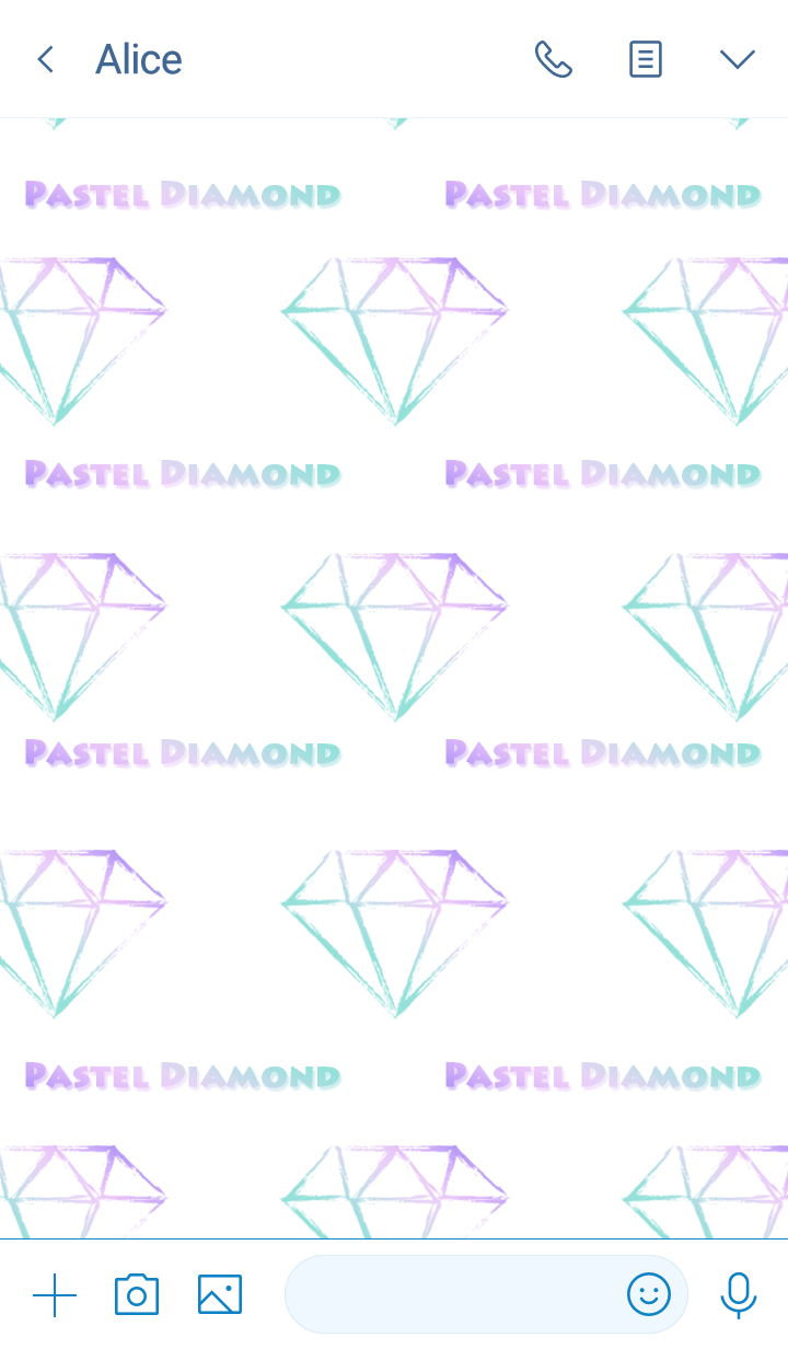 Pastel Diamond cover