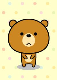 Round pretty bear