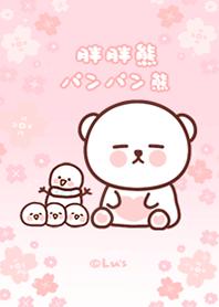 胖胖熊 櫻花趣