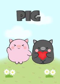 My Fat Sum Pig Theme