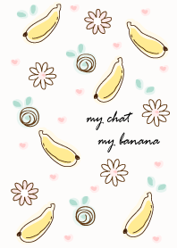 My chat my banana 15