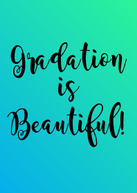 Gradation is beautiful! D