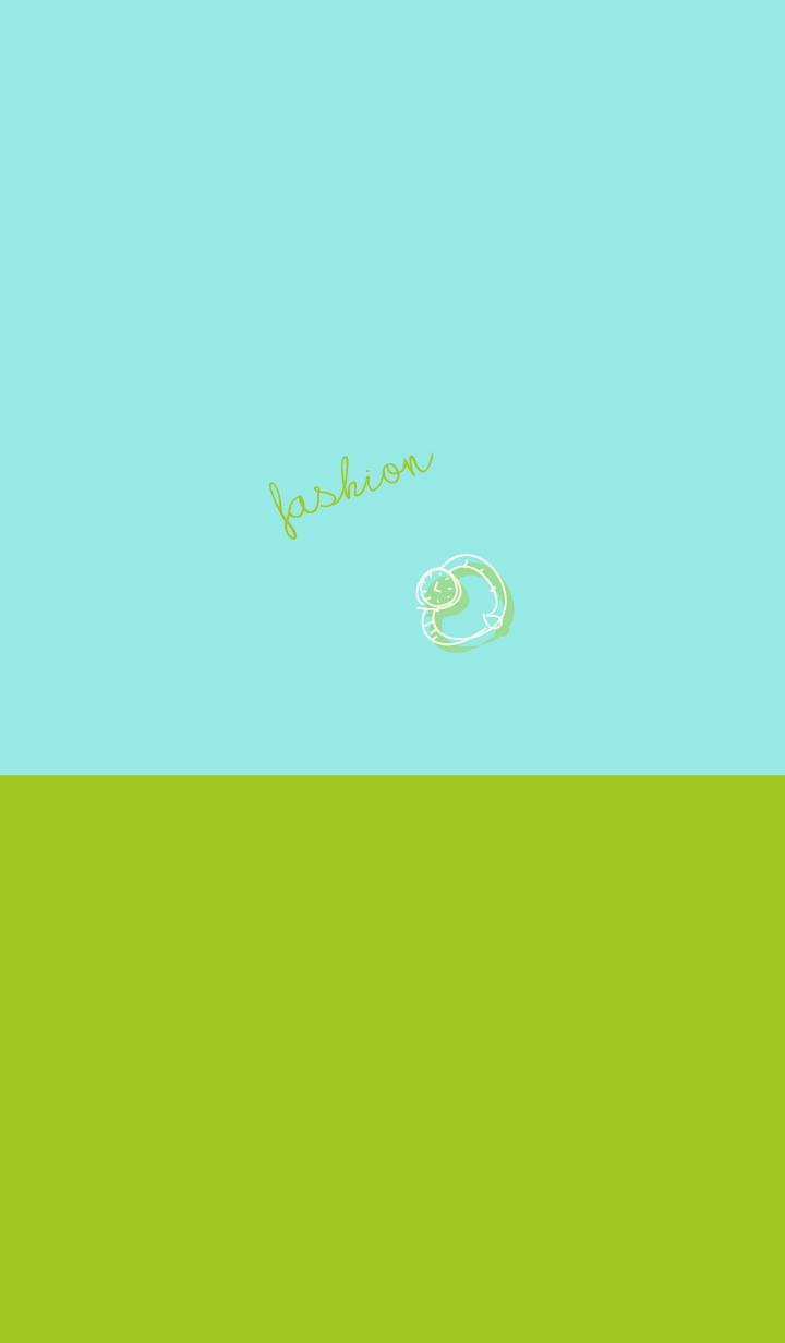 fashion meadow green