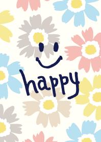 Smile Happy Margaret -colorful-joc