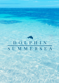 SUMMER SEA HAWAII 10 -BLUE DOLPHIN-