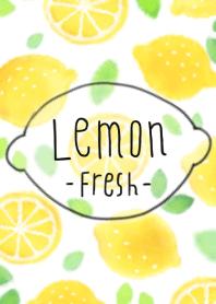 Water Color Lemon