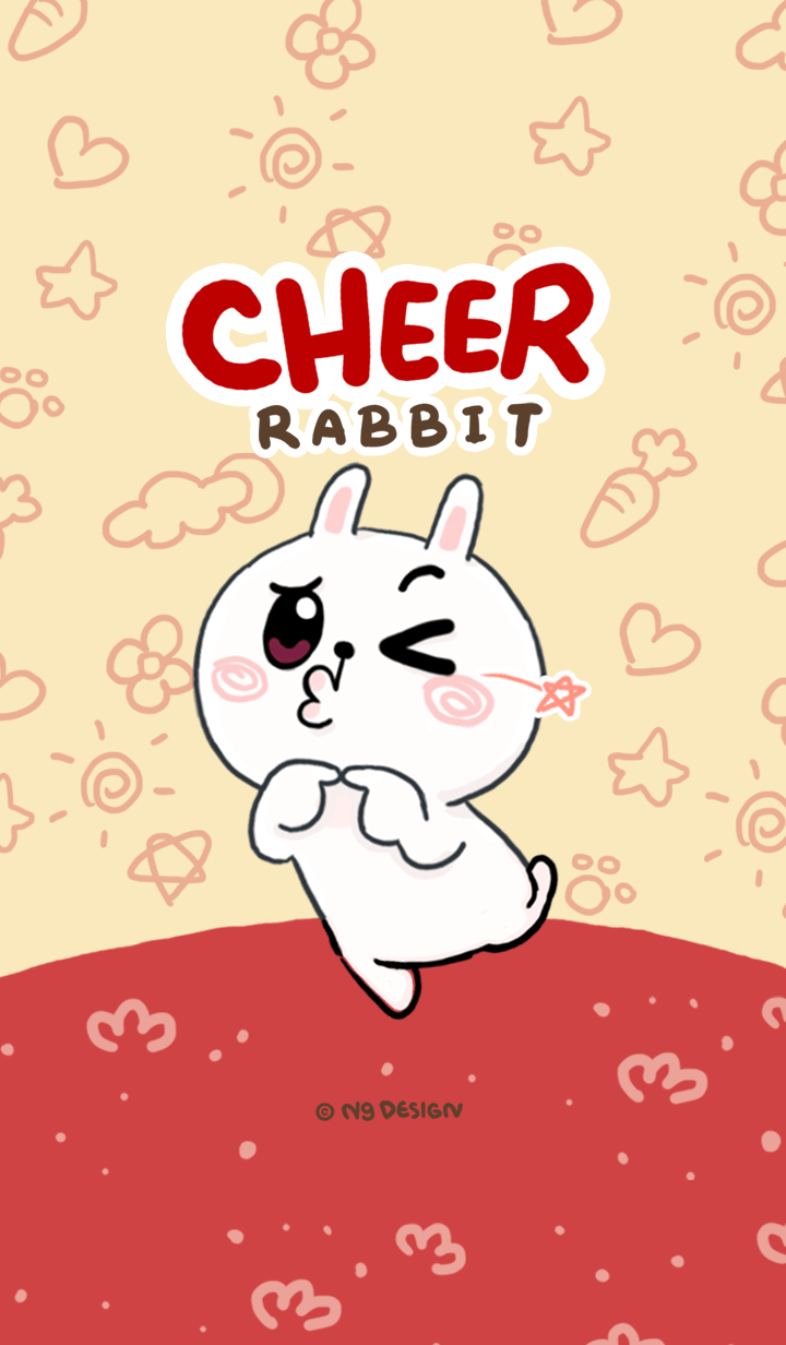 N9: CHEER Rabbit Theme
