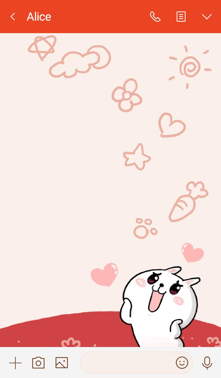 N9: CHEER Rabbit Theme