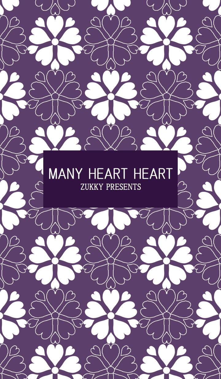 MANY HEART HEART5