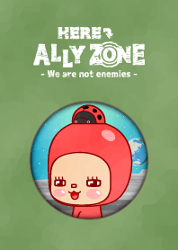 Here ally zone 3 (english edition)