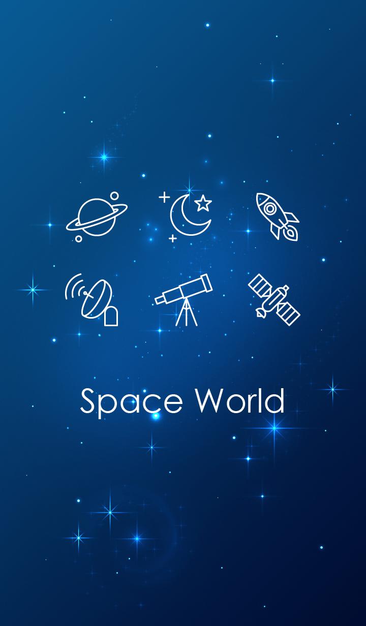 [ Space World. ]