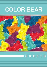 彩色小熊軟糖 要多彩有多彩色2.0