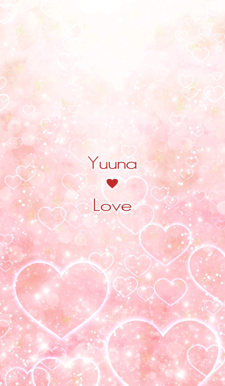 Yuuna Love Heart name theme