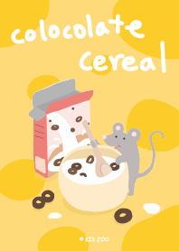 Mouse & cereal