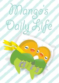 芒果的日常-Mango&Uni