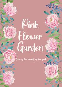 Pink Flower Garden (9)