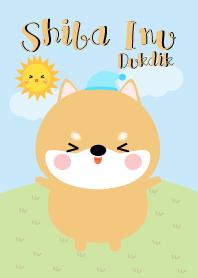 Lovely Shiba Inu Duk Dik Theme 2 (jp)