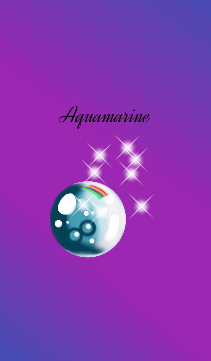 Gemini stone Aquamarine Power stone1