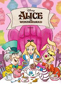 愛麗絲夢遊仙境(茶會篇)