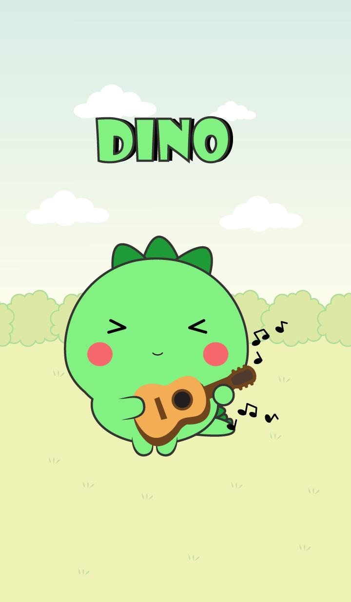 Mini Lovely Dinosaur Theme (jp)