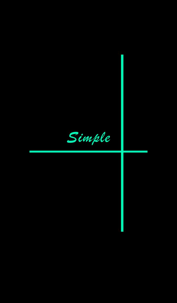 Simple Color with Black No.1-5