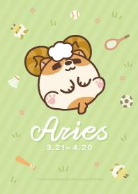 米犬日常 - 牡羊座