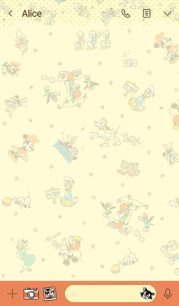 Mickey and Friends (Retro Pop)