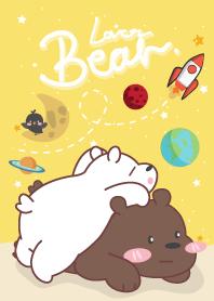 Bear Lover Galaxy (Yellow ver.)