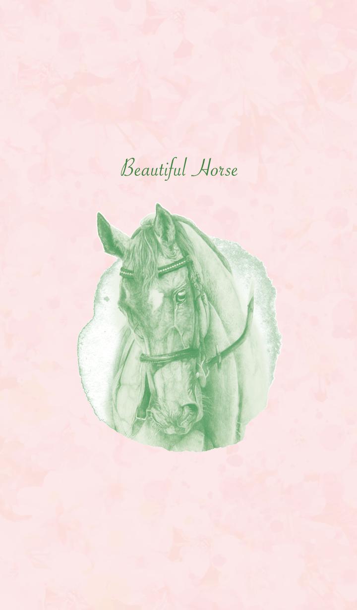 Beautiful Horse2