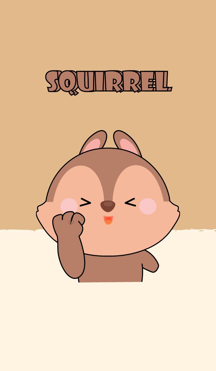 Big Head squirrel Theme