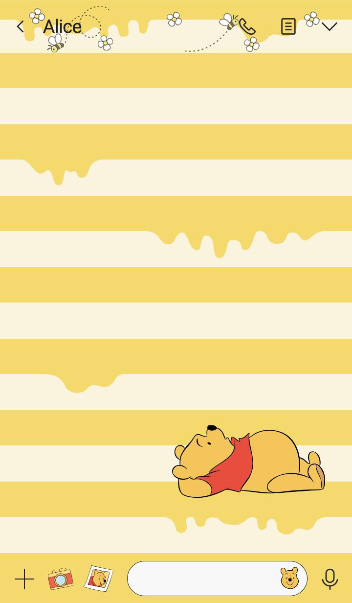 Winnie the Pooh: Honey Stripes