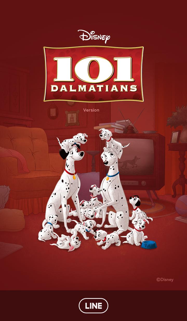 101 Dalmatians (Happy Family)