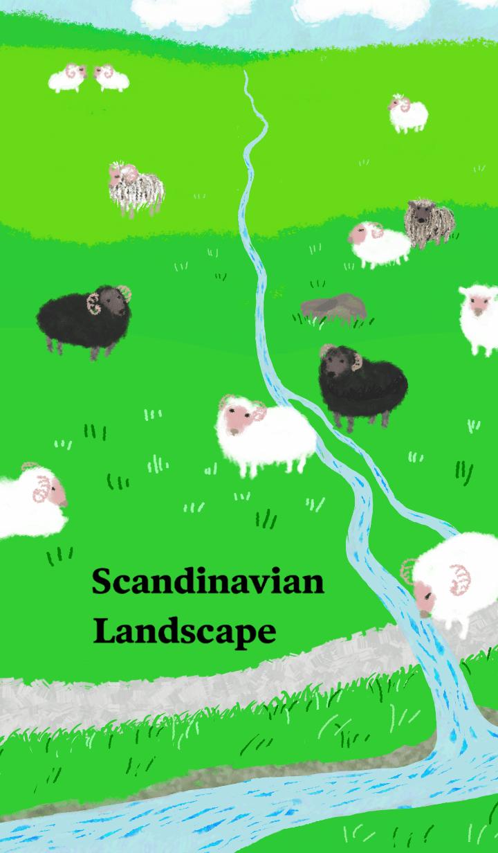 Scandinavian Landscape 3