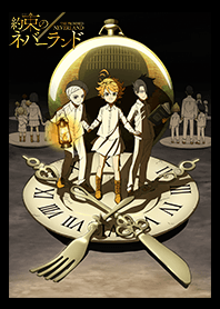 TV animation THE PROMISED NEVERLAND