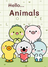 Hello Animals 2