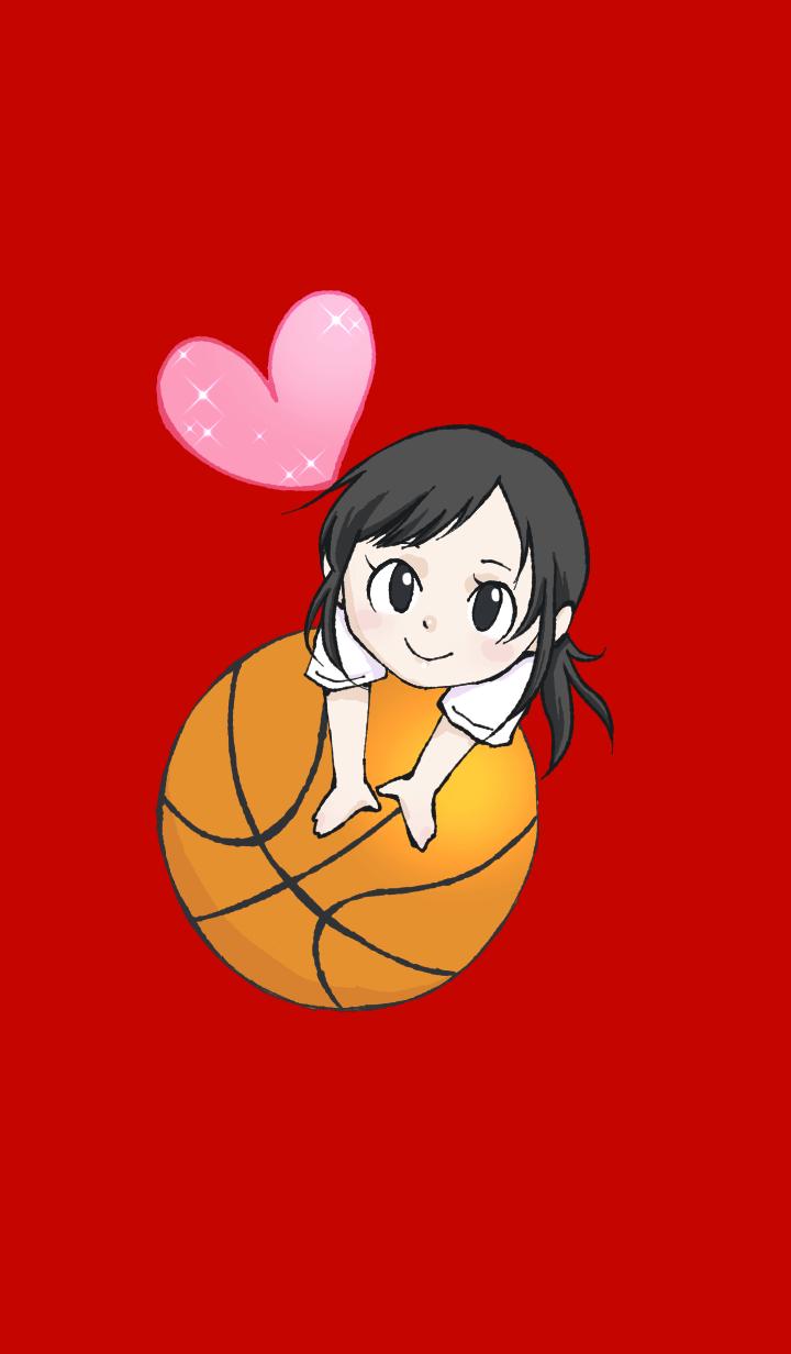 Girl in Basketball club 4