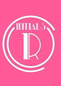 """Initials 3 """"R"""""""